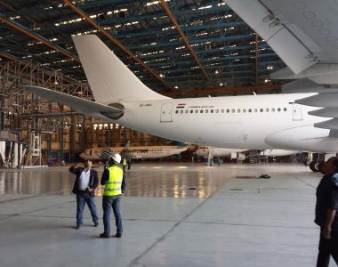 Aircraft Hanger 7000