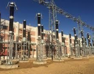 East of Ismailia Transformers Station