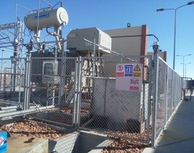 Arish Cement Transformers Station