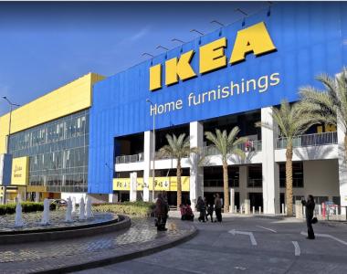 IKEA – gas suppression system