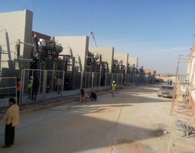 Tama Al-Amdid transformer station